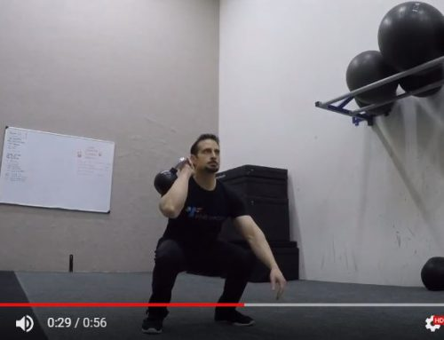 How to Perform the Sots Press with a Kettlebell